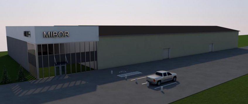 Na wynajem hala produkcyjno-magazynowa o powierzchni 2500 m2